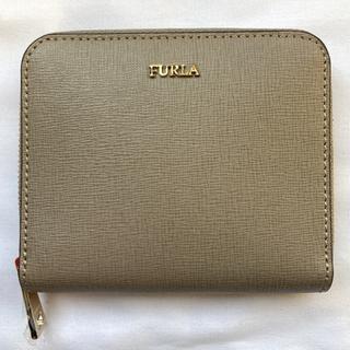 フルラ(Furla)のFURLA  バビロン 二つ折り財布 サッビア(財布)