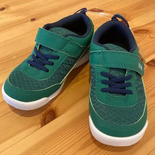 IFME イフミー 18㎝ 緑靴 kids light