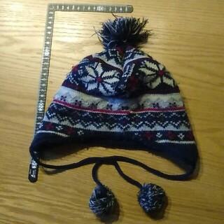 マザウェイズ(motherways)のマザウェイズ❤ニット帽!(帽子)