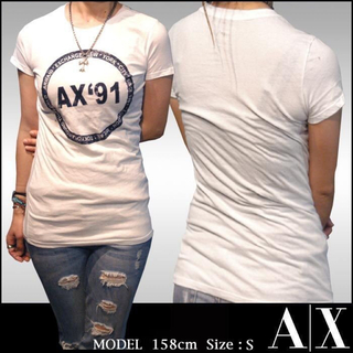 アルマーニエクスチェンジ(ARMANI EXCHANGE)のアルマーニ 半袖 Tシャツ(Tシャツ(半袖/袖なし))