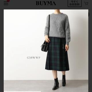 オニール(O'NEILL)の人気カラーデザイン♡オニールオブダブリン キルトスカート ミディアム丈(ひざ丈スカート)