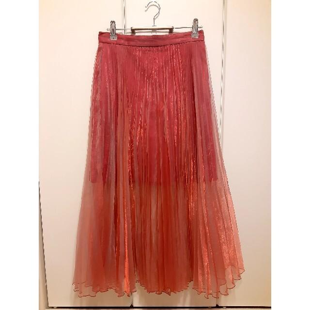 JILLSTUART(ジルスチュアート)のプリーツスカート  レディースのスカート(ロングスカート)の商品写真