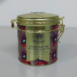 KALDI - 【限定品】カルディ*ウィッタード クリスマスティー キャニスター缶