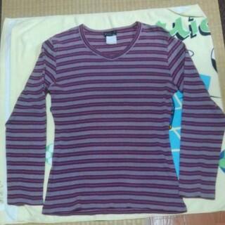 アニエスベー(agnes b.)の美品 agnes b. 長袖カットソー ロンT(Tシャツ/カットソー(七分/長袖))