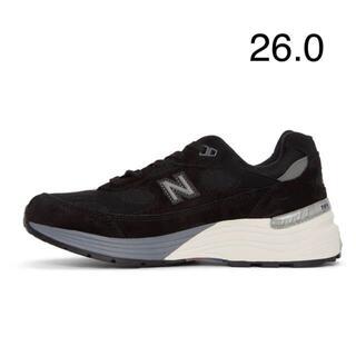 ニューバランス(New Balance)の27cm new balance M992BL(スニーカー)