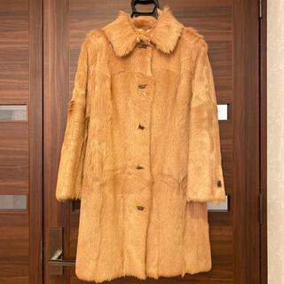 ストロベリーフィールズ(STRAWBERRY-FIELDS)の毛皮コートMサイズ(毛皮/ファーコート)