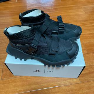 adidas - アディダス ハイク 24.5 黒