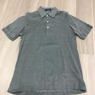 トゥモローランド(TOMORROWLAND)のトゥモローランド ポロシャツ グレー M size(ポロシャツ)