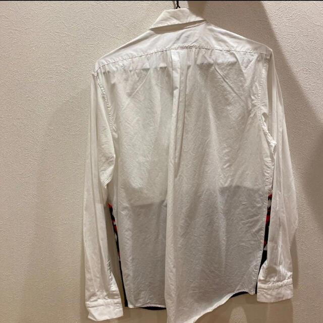 TOMORROWLAND(トゥモローランド)の美品☆トゥモローランド秋冬シャツ メンズのトップス(シャツ)の商品写真