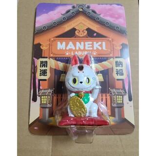 日本限定 LABUBU 招き猫 popmart 渋谷ロフト(キャラクターグッズ)