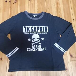 タケオキクチ(TAKEO KIKUCHI)のサイズ150☆TKSAPKIDスカル(Tシャツ/カットソー)