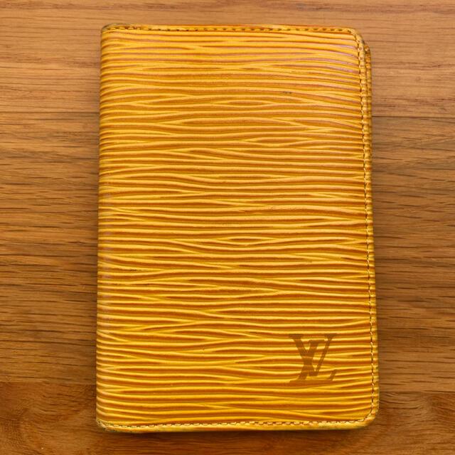 LOUIS VUITTON(ルイヴィトン)のルイヴィトン エピ カードケース レディースのファッション小物(名刺入れ/定期入れ)の商品写真