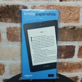 アンドロイド(ANDROID)のkindle paperWhite 8GB キンドルペーパーホワイト 新品 (電子ブックリーダー)