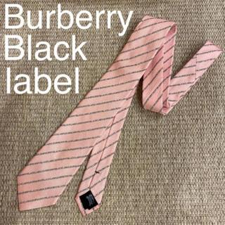 BURBERRY BLACK LABEL - バーバリー美品ネクタイ