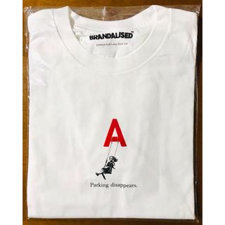 BEAUTY&YOUTH UNITED ARROWS - Beauty&Youth UA Banksy Tシャツ パーキング