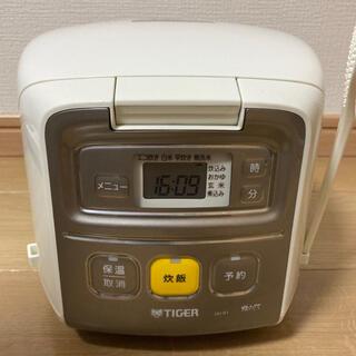 タイガー(TIGER)のタイガー魔法瓶 炊飯ジャー JAI-R551(炊飯器)