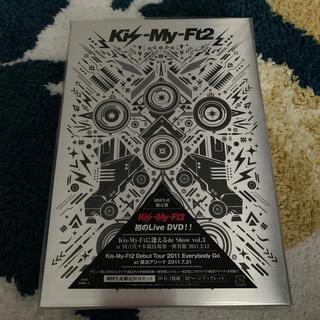 キスマイフットツー(Kis-My-Ft2)のKis-My-Ft2 DVD(アイドルグッズ)