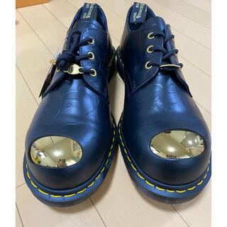 アベイシングエイプ(A BATHING APE)のDr.martens × Bape petri shor(ブーツ)