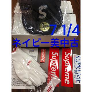 シュプリーム(Supreme)のシュプリーム  20aw S Logo New Era Cap 7 1/4(キャップ)