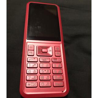 ソフトバンク(Softbank)のソフトバンク版603si SIMフリー(携帯電話本体)