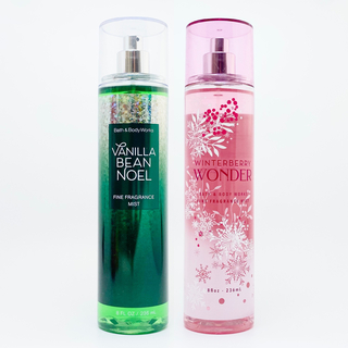 Bath & Body Works - BBW Vanilla Bean Noel ボディーミスト