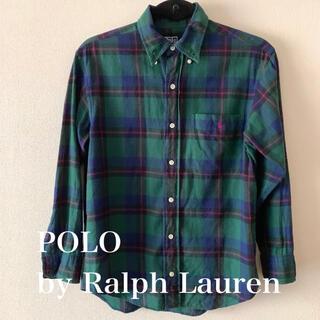 ポロラルフローレン(POLO RALPH LAUREN)の【人気アイテム】POLO by Ralph Lauren チェック BDシャツ(シャツ/ブラウス(長袖/七分))