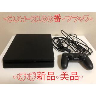 PlayStation4 - 【ほぼ新品・即配送】ps4 本体 ブラック PlayStation®4