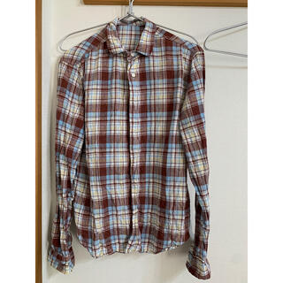 トゥモローランド(TOMORROWLAND)のトゥモローランド メンズ チェックシャツ(シャツ)
