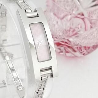 Gucci - 綺麗 グッチ 新品ベルト 新品仕上げ レディース 腕時計 ウォッチ 着物 極美品