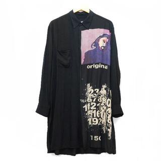Yohji Yamamoto - BLACK SCANDAL YOHJI YAMAMOTO 20SS バンダナ山本