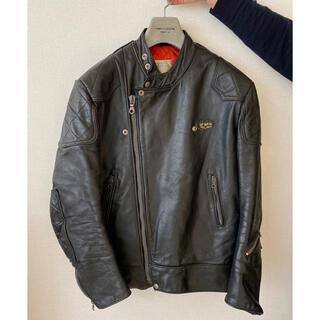ルイスレザー(Lewis Leathers)のルイスレザー 70年代 monza lewis leathers(ライダースジャケット)