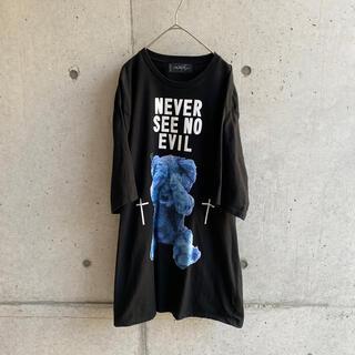 ミルクボーイ(MILKBOY)のMILKBOY NEVER SEE NO EVIL Tシャツ(Tシャツ(半袖/袖なし))