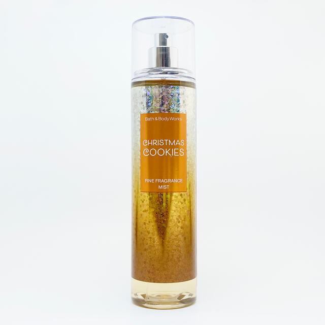 Bath & Body Works(バスアンドボディーワークス)の専用オレンジ様☆BBW Christmas Cookies ボディーミスト   コスメ/美容の香水(香水(女性用))の商品写真