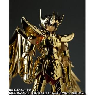ぶーさん専用 聖闘士聖衣神話EX サジタリアス星矢 GOLD24(キャラクターグッズ)