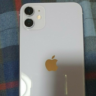 Apple - iphone11 256gb パープル au simフリー