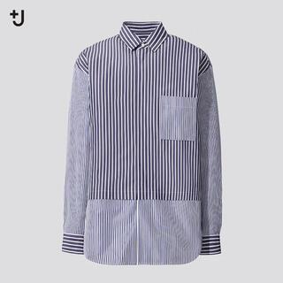 Jil Sander - 【新品 完売サイズ】+J スーピマコットン オーバーサイズシャツ