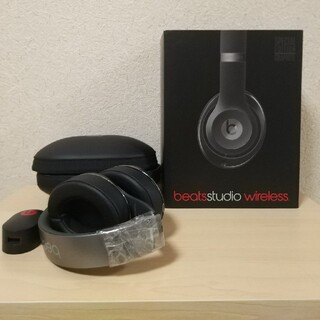 Beats by Dr Dre - Beat wireless solo ジャンク品