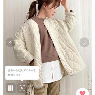 神戸レタス - てらさんコラボキルティングジャケット