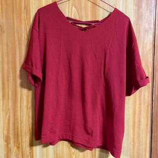 バックナンバー(BACK NUMBER)の半袖トップス(Tシャツ(半袖/袖なし))