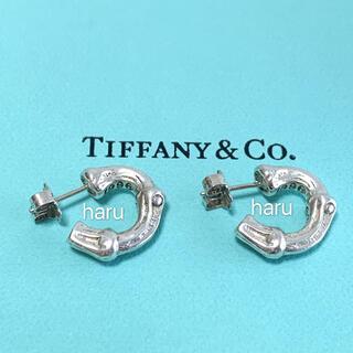 Tiffany & Co. - TIFFANY&Co.  ティファニー ヴィンテージ バンブー ピアス