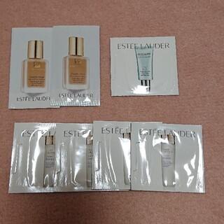 エスティローダー(Estee Lauder)のエスティローダー 試供品 セット(サンプル/トライアルキット)
