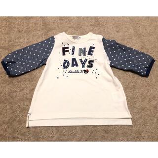 ダブルビー(DOUBLE.B)のダブルビー *長袖90 Aライン(Tシャツ/カットソー)