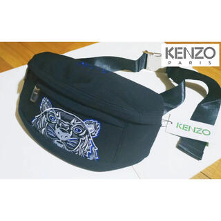 KENZO - ☆新品☆ KENZO ボディーバック 刺繍タイガー