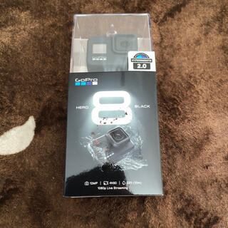GoPro - 【新品・未使用】GoPro hero8 Black 本体