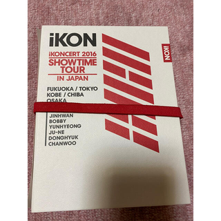 iKON - iKON iKONCERT 2016 SHOWTIME TOUR
