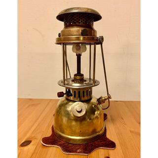 ペトロマックス(Petromax)の【激レア】【ビンテージ】Bialaddin Vapalux 灯油ランタン 真鍮(ライト/ランタン)