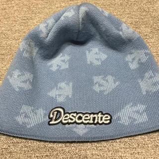 デサント(DESCENTE)のデサント スキー帽(ウエア/装備)