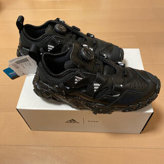 HYKE - adidas by HYKE 2020AW ブラック 23.5cm