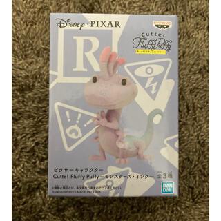 ディズニー(Disney)のCutte Fluffy Puffy モンスターズ インクフィギュア ランドール(キャラクターグッズ)
