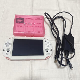 PlayStation Vita - PlayStation Vita PCH 2000 ピンク 本体 セット